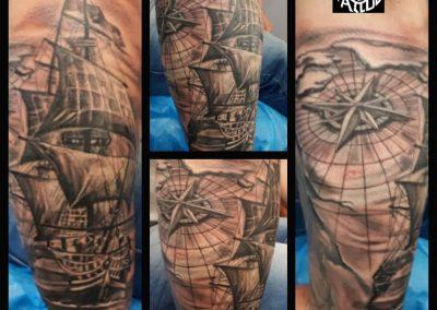 Fregatt hajó